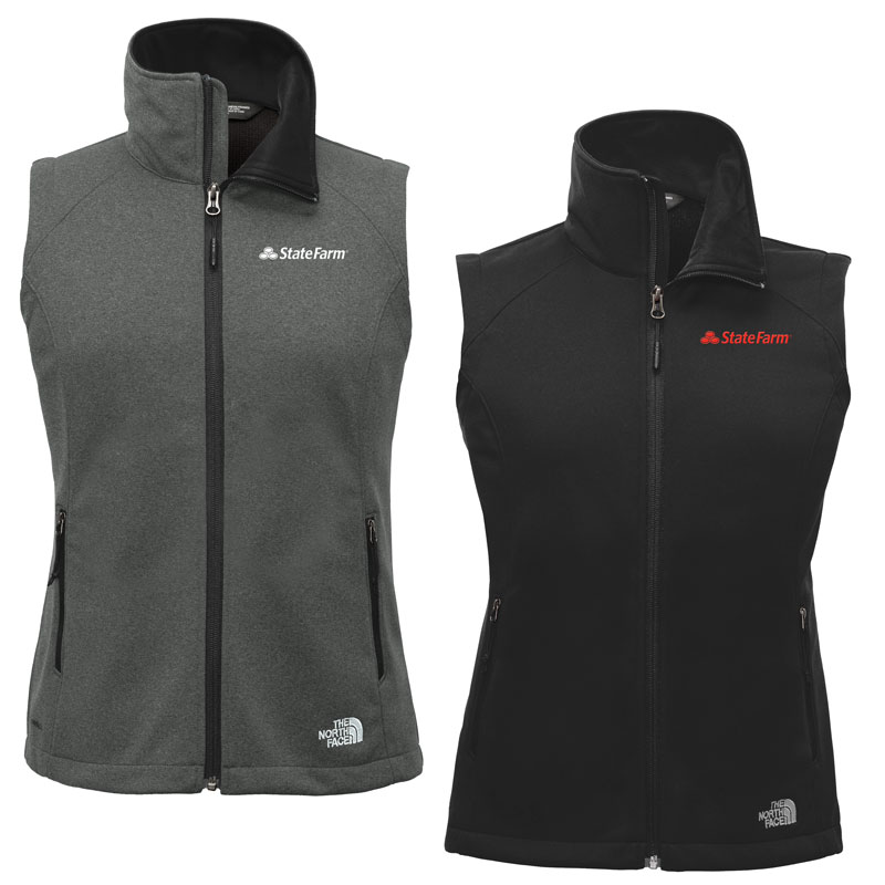 a49aa8a29038 The North Face Ladies Ridgeline Soft Shell Vest