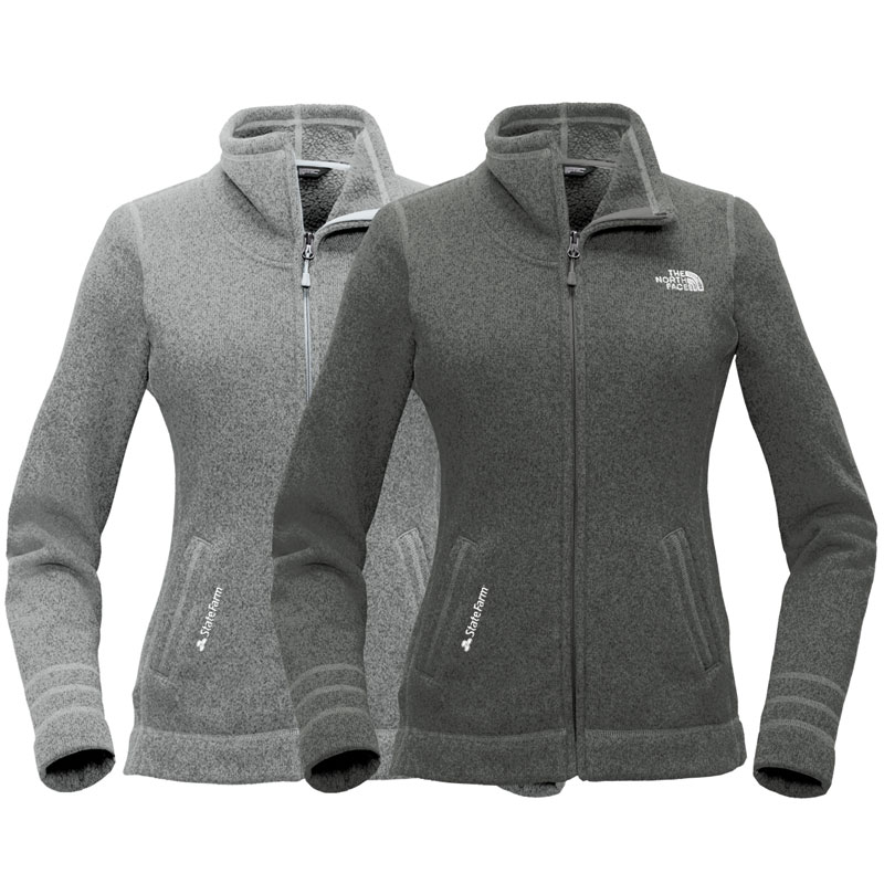 dc49f5199ca The North Face Ladies Sweater Fleece Jacket