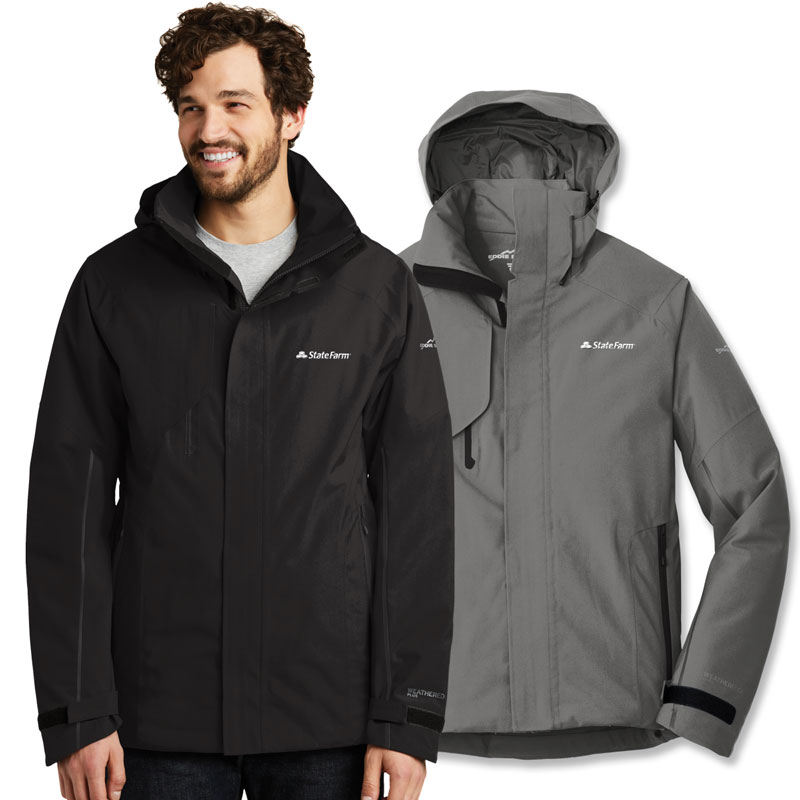 88de30618 Eddie Bauer Mens WeatherEdge Plus Insulated Jacket